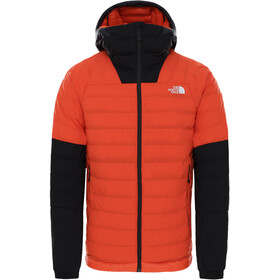 The North Face Summit L3 50|50 Down Hoodie Jacket Men, flare/TNF black